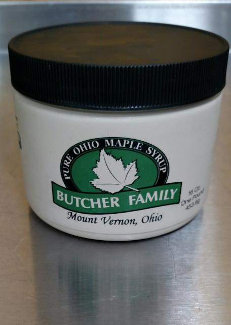 One Pound Pure Maple Cream