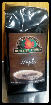 Maple Flavored Coffee